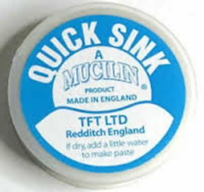 Mucilin A11 Quick Sink Fly Fishing Sinkant Degreaser Fishing Mud
