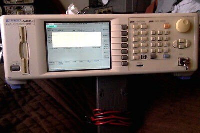 Ando  AQ6140 Multi-Wavelength Meter