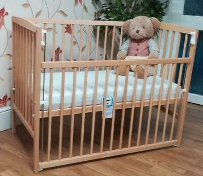 COT 4 BABY // MINI SPACE SAVER DROPSIDE SMALL Compact Free MATTRESS