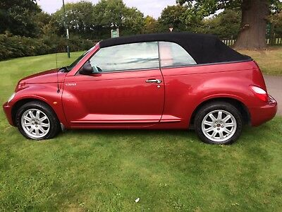 Chrysler Pt Cruiser Limited Edition Convertible..very Very Rare ( Stunning )