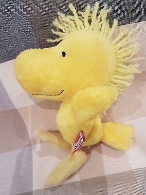 Peanuts Woodstock NEW soft toy plush