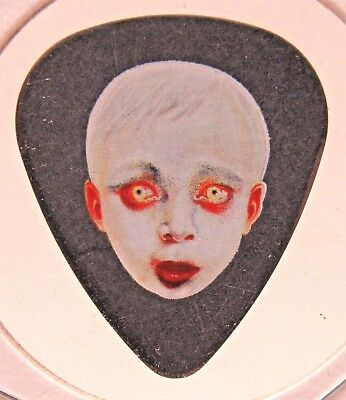 """2005 KORN James """"Munky"""" Shaffer SEE YOU ON THE OTHER SIDE Tour guitar pick"""