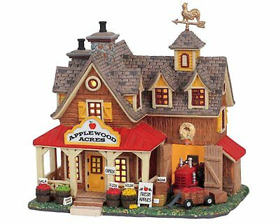 Lemax House Applewood Acres #65364  Lighted  Building New 2016