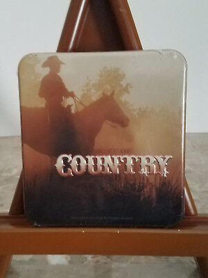 BEST OF COUNTRY, 3 CD Box Set (Limited Edition Tin)