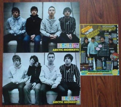 ARCTIC MONKEYS - Alex Turner Magazine Posters Clipping