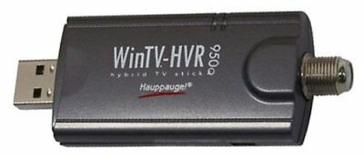 Hauppauge 1191 WinTV HVR 950Q USB TV Notebook Laptop Tuner HDTV on PC