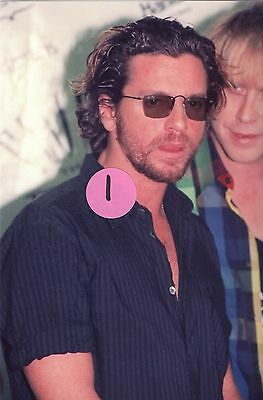 Inxs Michael Hutchence 4 - 4X6 Color Photo Set #41A
