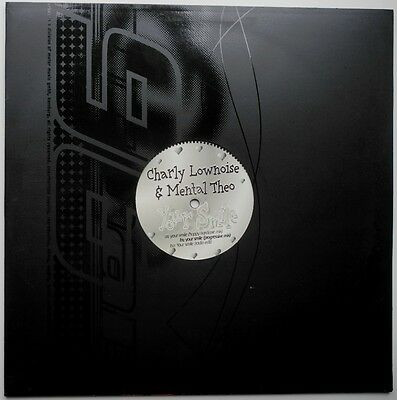 """12"""" De**charly Lownoise & Mental Theo - Your Smile (Urban '96)**26039"""