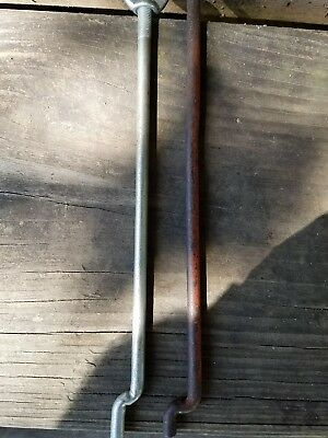 Original Ford Tractor Battery Box Rod for 8n, Jubilee, NAA