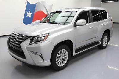 2016 Lexus GX  2016 LEXUS GX460 AWD 7-PASS LEATHER SUNROOF NAV 30K MI #134222 Texas Direct Auto