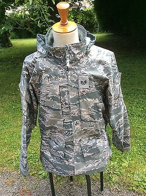 Us Air Force Abu Apecs Tiger Parka Ml Medium Long
