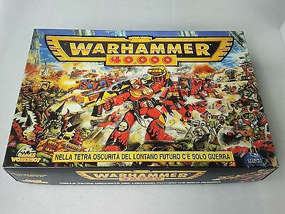 Rare Unused Italian Warhammer 40k 2nd Second Edition Starter Set 1993 Italiano