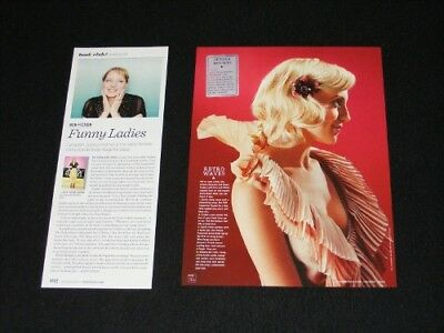 JESSICA HOLMES magazine clippings