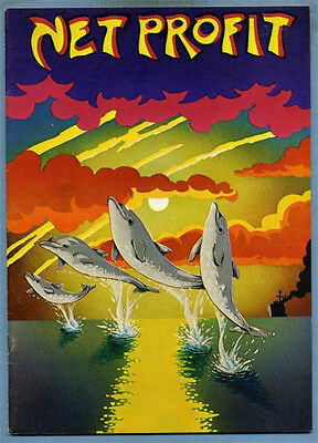 Net Profit 1974 Whales Dolphin Mike Becker Shelby Sampson Ecomix Project Johan