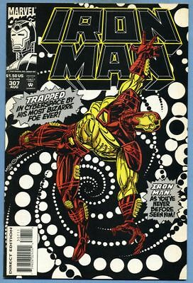 Iron Man #307 1994 Marvel Comics