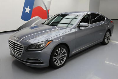 2015 Hyundai Genesis  2015 HYUNDAI GENESIS 3.8 HTD LEATHER NAV REAR CAM 49K #052365 Texas Direct Auto