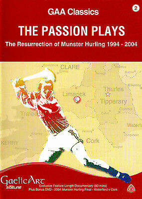 The Passion Plays plus The 2004 Munster Hurling Final-Waterford v Cork on 2 DVDs