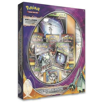 POKEMON TCG Ultra Beasts GX Premium Collections Pheromosa