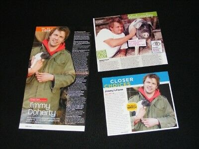 JIMMY DOHERTY magazine clippings