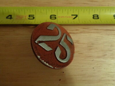 Slot Machine Parts  - Coin Denomination - Item D-68