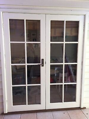 French Doors, Double