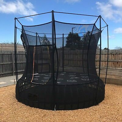 Vuly Thunder Trampoline ~ Large ~ rrp $1348