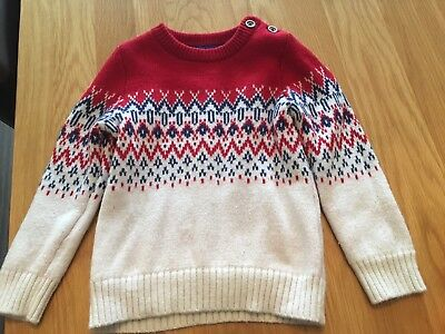 Boys Joules Knitted jumper 2-3 Years