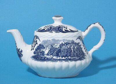 "Vintage W.H.Grindley ""Scenes After Constable"" Teapot"