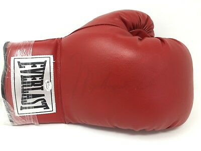 Muhammad Ali Signed /Autographed Boxing Glove