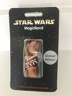 Brand New Disney Parks Star Wars Limited Release Magic Band
