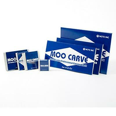 Moo Carve pvc carving blocks
