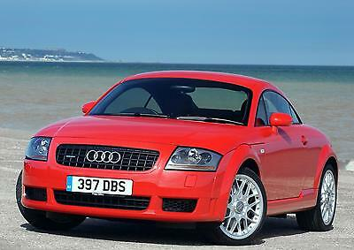 Audi TT Workshop Repair & Service Manual 1997 to 2006 Manual