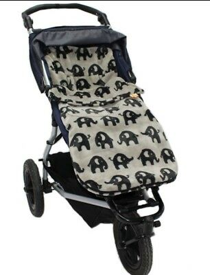 Brand New Buggy Snuggle Foot Muff