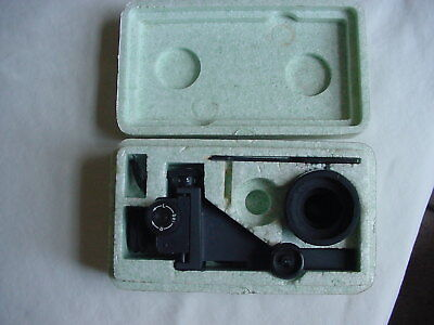 Feinwerkbau diopter micrometer rear sight New old stock