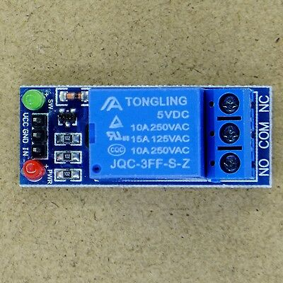 5V Relay Switch Module Low Level Trigger