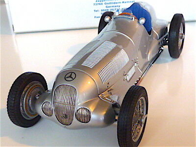 CMC 1/18 scale Mercedes W125 - M-031. With box and packaging.
