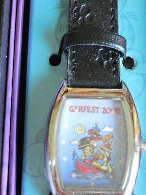 Garfield Watch Blue