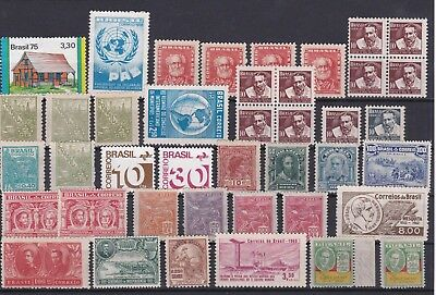 Briefmarken Brasilien-lot