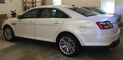 2013 Ford Taurus Limited 2013 Ford Taurus Limited