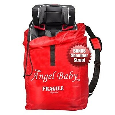 Brand New Angel Baby Car Seat Travel Bag Cover with SHOULDER STRAP