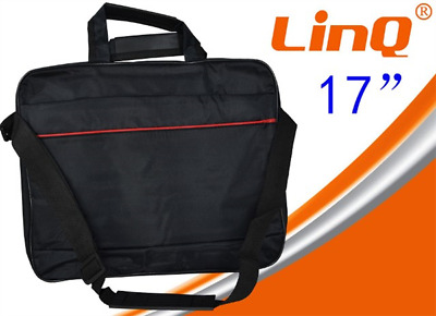 "free* BORSA CUSTODIA PER PC NOTEBOOK 17"" 15,6"" NERA LINQ L06"