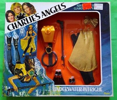 Best Available 1977 Hasbro Charlie's Angels Underwater Intrigue outfit