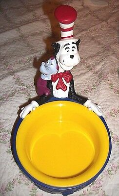 Dr. Seuss   THE CAT IN THE HAT   Kitty Kitten  - CAT  Dish  BOWL