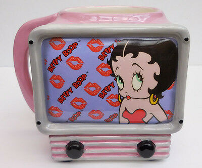 Betty Boop Collector's Mug, Tv Image, Vandor Company, Item 10161
