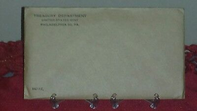 1961 US Silver Proof Coin Set - SEALED in Original U.S. Mint Envelope Unopened