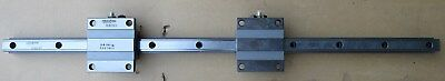 Thk Nsr25Tbcuu 760Mm Slide Rail & (2)Liner  Bearings Assembly Cnc Route