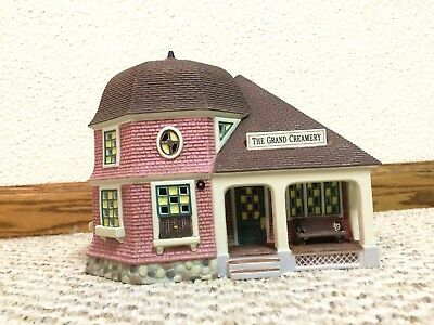 "Dept. 56 ""The Grand Creamery"" Seasons Bay Collection (First Editition) 53305"