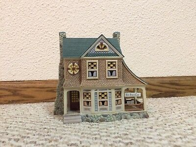 "Dept. 56 ""Side Porch Cafe"" from the Seasons Bay Collection 53303"