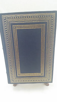 Lincoln by Gore Vidal  - The Franklin Library 1st edition, signed