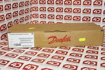 Danfoss 175Z0404 PROFIBUS & Memory Option Card - New Surplus Open